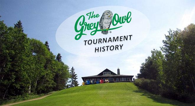 Grey Owl Golf History